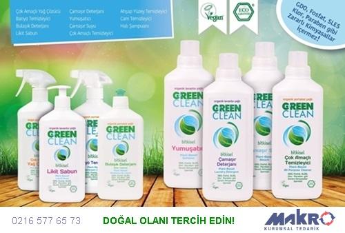 Bitkisel-Temizlik-Ürünleri