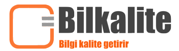 BİLKALİTE Eğitim Danışmanlık ve Belgelendirme Hizmetleri