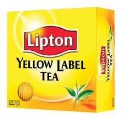 Lipton-yellow-label-bardak-poşet-çay 100 lü