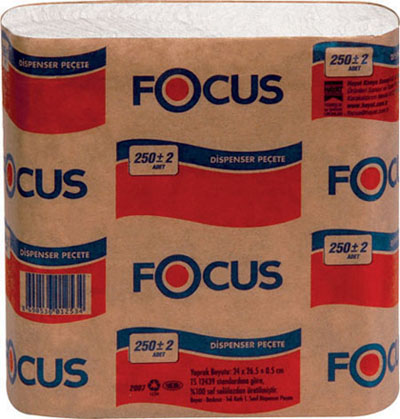 Focus Extra Dispenser Pe�ete