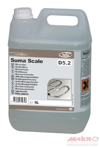 Diversey-suma-scale-D52