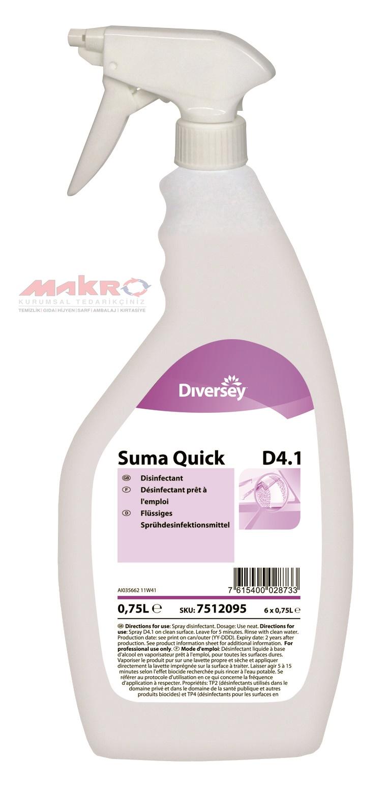 Diversey-suma-Quick-D4