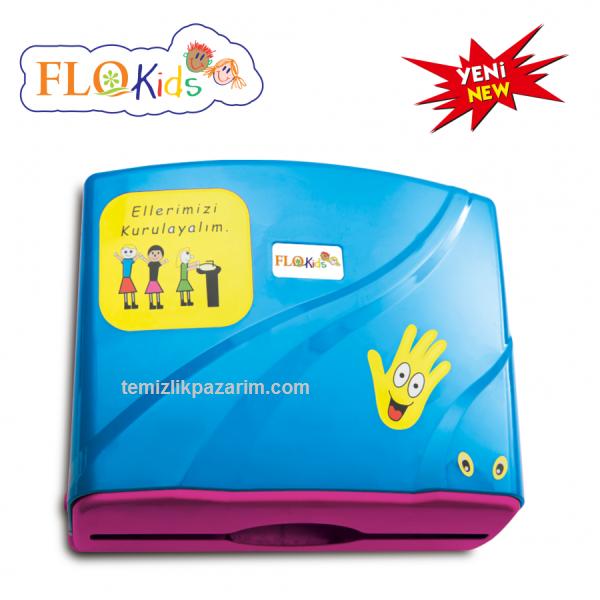 Flokids-kağıt-havlu-dispenseri-mavi