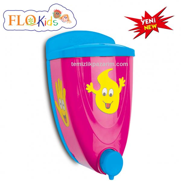 Flokids-sıvı-sabunluk-pembe
