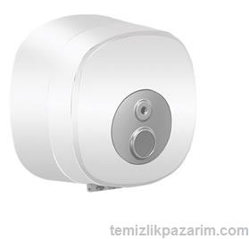 Makro-içten-çekmeli-tuvalet-kağıdı-dispenseri-beyaz