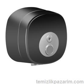 Makro-içten-çekmeli-tuvalet-kağıdı-dispenseri-siyah
