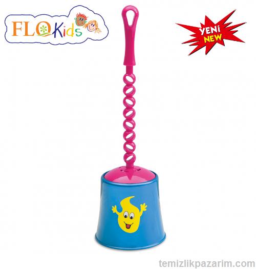 Flokids-flower-tuvalet-fırçası