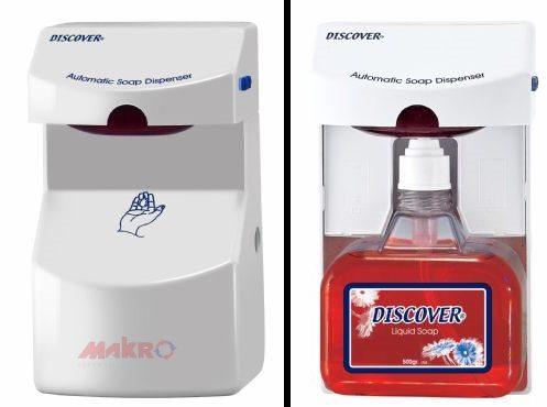 Discover-sensörlü-sıvı-sabun-makinesi