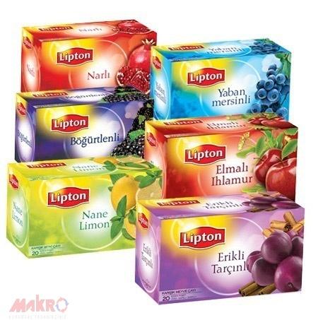 Lipton-bitki-meyve-çayları