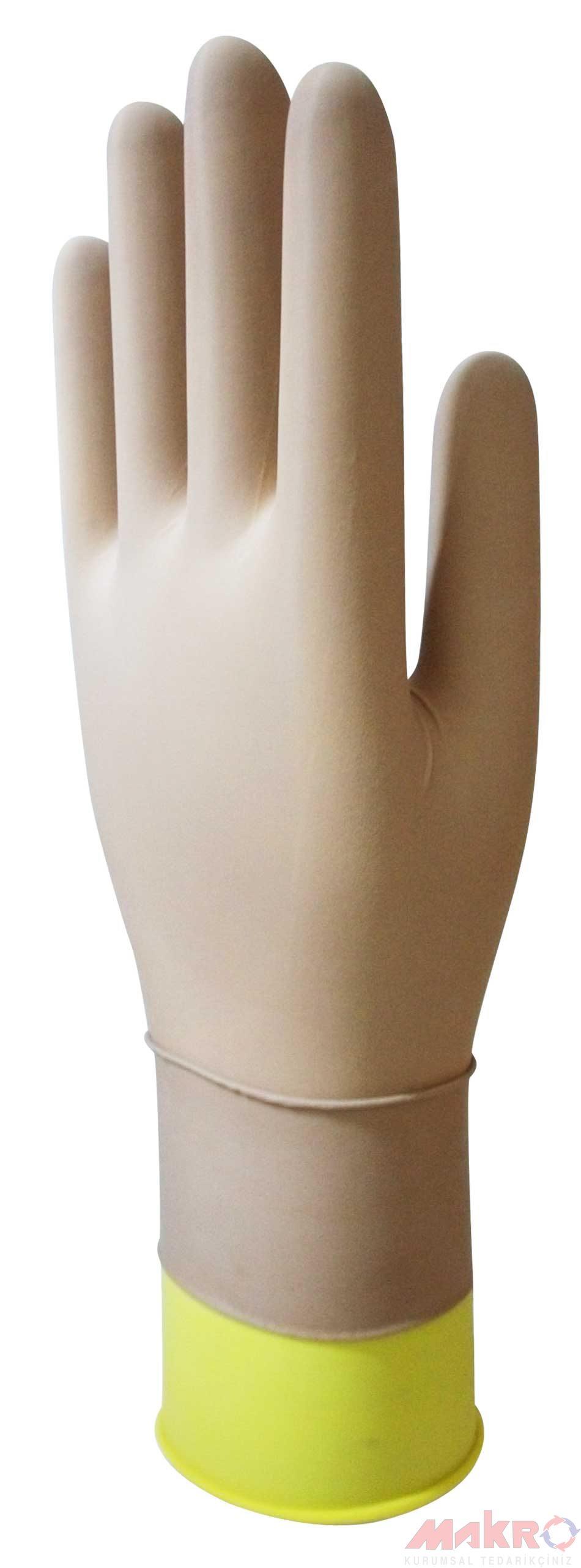 Beybi-steril-cerrahi-eldiven-çift-katlı