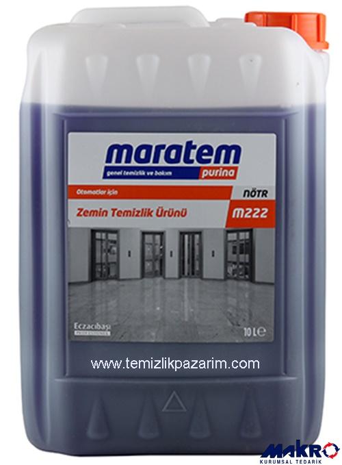 Maratem M222 Otomat Deterjanı