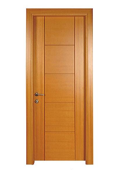 Ahşap Kaplamalı Kapı