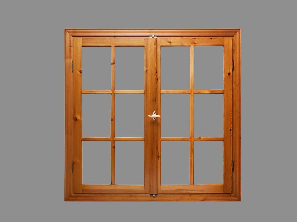 Afyon Mobilya Ahşap Pencere